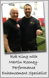 Rob and Martin Rooney